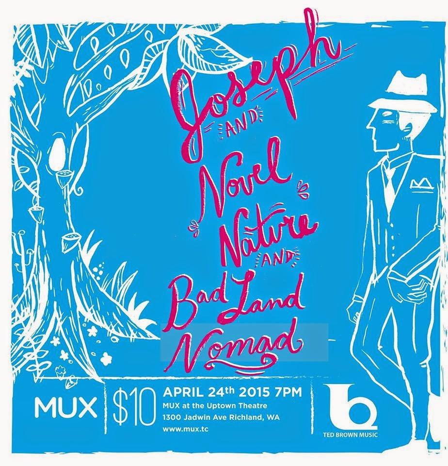 MUX Presents Joseph + Novel Nature + Badland Nomad In Richland, Washington
