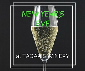Tagaris Winery's New Year's Eve Event | Richland, WA
