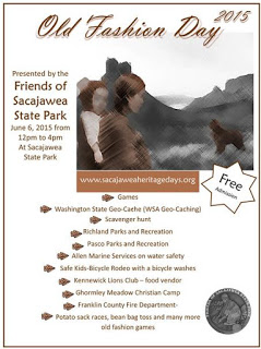 Old Fashioned Day At The Park Sacajawea State Park In Pasco, Washington