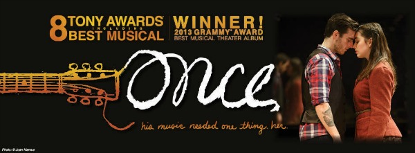 Once: His Music Needed One Thing - Her | An Award Winning Musical Presentation at Toyota Center | Kennewick