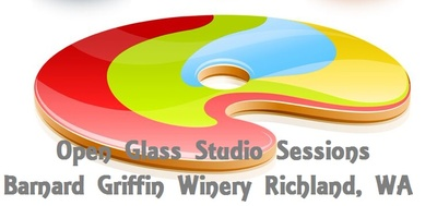 Open Glass Studio Sessions Barnard Griffin Winery Richland, Washington