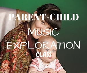 Parent-Child Music Exploration Class | Richland, WA