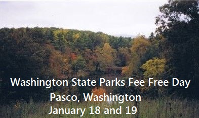 Washington State Parks Fee Free Day In Pasco, Washington