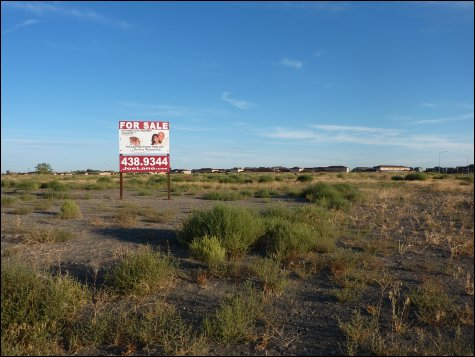 Pasco Washington Commercial Building Lot
