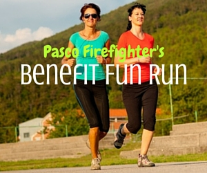 Pasco Firefighter's Benefit Fun Run for the Arc of Tri-Cities and People with Special Needs | Chiawana Park in Pasco, WA