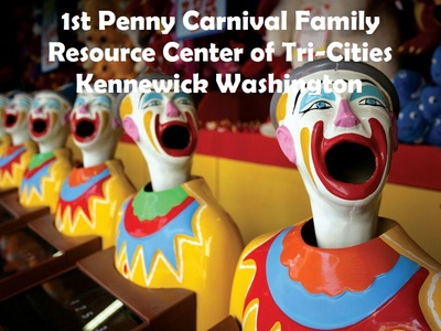 Penny Carnival Family Resource Center of Tri-Cities In Kennewick Washington