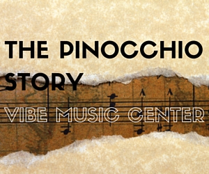 Pinocchio Story presented by Vibe Music Center | Kennewick, WA
