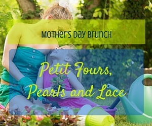 Mother's Day Brunch, A Vintage Affair: