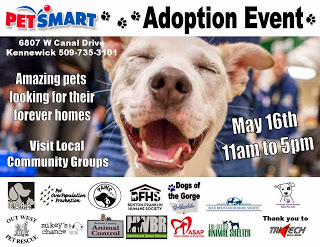 Petsmart Kennewick National Adoption Event In Kennewick, Washington