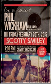 Phil Wickham Concert & Scotty Smiley Presentation In Kennewick, Washington
