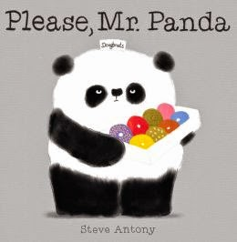 Please, Mr. Panda Story & Activity Time- Barnes & Noble Booksellers Kennewick, Washington