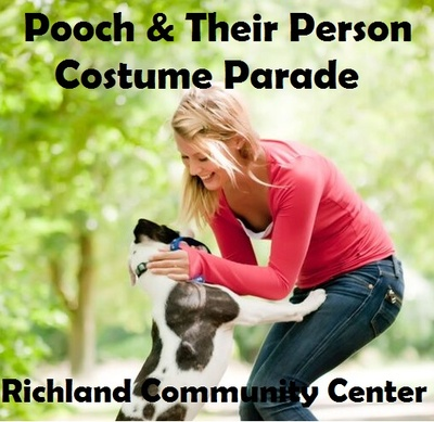 Pooch & Their Person Costume Parade At The Richland Community Center Richland, Washington