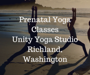 Prenatal Yoga Classes At Unity Yoga Studio Richland, Washington