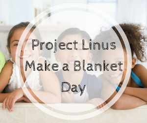 Project Linus Make a Blanket Day,benefit event,charity,things to do,Richland Washington,Richland Public Library,quilt,blanket,kids