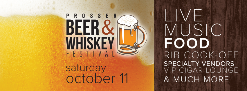 Prosser Beer And Whiskey Festival, Lee Road Prosser, Washington