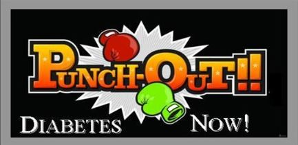 """Punch Out Diabetes Now & Stay Healthy Forever"" In Richland, Wshington"