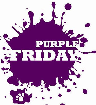 Purple Friday! Hamilton Cellars In Benton City, Washington