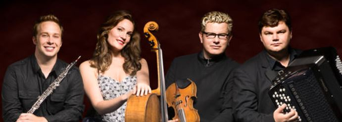 Community Concerts Present Quartetto Gelato In Pasco, Washington