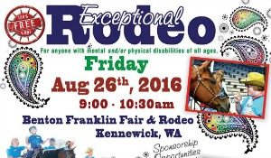 Rodeo for People with Special Needs of All Ages: A Taste of the Western Life | Kennewick