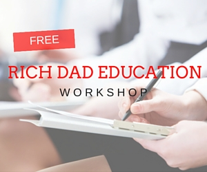 Free 'Rich Dad Education' Workshops: Learn How to Be Financially Stable Regardless of the Economic Condition in Kennewick