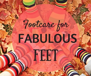 Footcare for Fabulous Feet: Experience How Fabulous Your Feet Can Feel by Richland Parks and Recreation