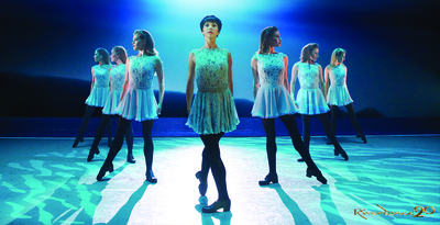 Riverdance: The 20th Anniversary World Tour Toyota Center Kennewick, Washington