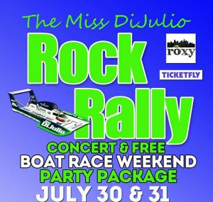 Rock Rally Boat Race Weekend Party Package - An All-in-One Deal for Party Lovers | The Roxy in Kennewick