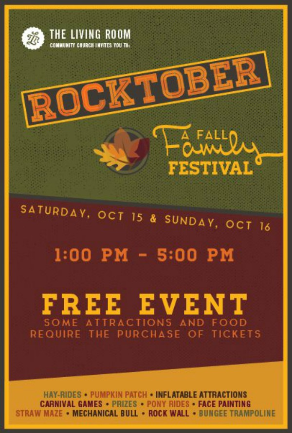 Rocktober Fall Family Festival: Fun Extravaganza for Both Kids and Adults | Kennewick