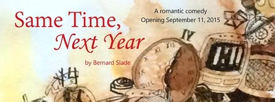 Richland Players Presents Same Time, Next Year In Richland, Washington