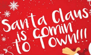 1st Annual Santa Claus is Comin' to Town Presented by the Marcus & Aomori Photography | Strike a Pose with the Big Man in Red in Kennewick