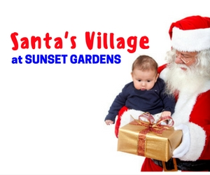 Santa's Village at Sunset Gardens: Feel the Spirit of Giving this Christmas with Santa and the Elves | Richland, WA