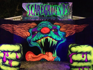 Terror Behind The Screne, Project 13, FreekShow 3D At Scaregrounds Kennewick, Washington