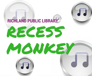 Recess Monkey Performs Music for Kids and Families at HAPO Community Stage | A Richland Washington Public Library Presentation