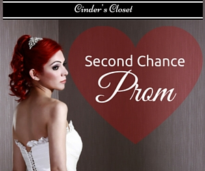 Cinder's Closet - Second Chance Prom: A Trip Down Memory Lane at The Stone Ridge | Pasco, WA