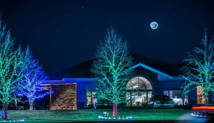 14th Annual Charity Holiday Light Show Benefiting 2nd Harvest Hosted by Senske Services in Kennewick