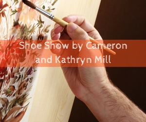 Shoe Show by Cameron and Kathryn Mills - Artists Reception Presented by DrewBoy Creative | Richland, WA