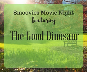 Smoovies Movie Night Presents 'The Good Dinosaur' | Badger Mountain Community Park in Richland, WA