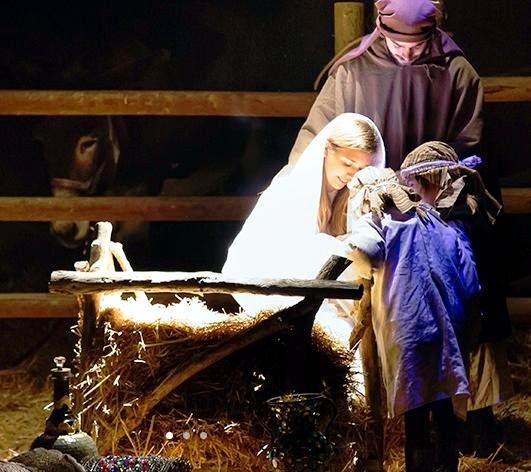 Song of Hope - The Living Nativity Hillspring Church Richland, Washington