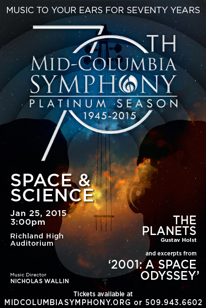 Space And Science Concert At Richland High Auditorium Richland, Washington