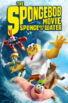 Summer Movie Express, The SpongeBob Movie: Sponge Out Of Water Kennewick, Washington