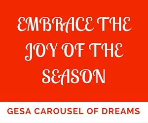 Gesa Carousel of Dreams' Embrace the Joy of the Season | Kennewick, WA