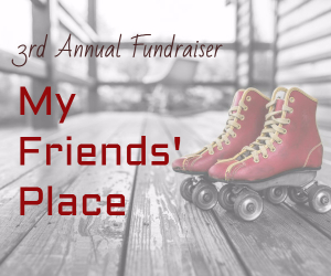 My Friends' Place 3rd Annual Roller Skate Fundraiser for the Homeless Teens | Richland, WA