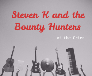 'Steven K and the Bounty Hunters' Performs at Towne Crier | An Evening of Country Music Extravaganza in Richland, WA