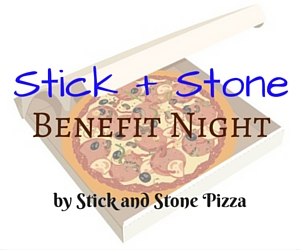 Stick and Stone Benefit Night: An Evening of Pizza and Lending a Hand in Richland, WA