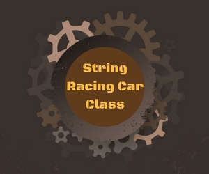 Confluent Space Tri-Cities Presents String Racing Car Class for Individuals 12+ | Richland, WA