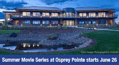 Date Night At The Pointe: Summer Movie Series Port Of Pasco, Washington