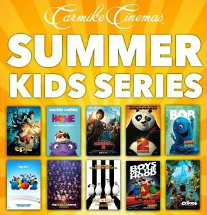 Summer Kids Series Presents ' Rio 2': Enjoy a Family-Friendly Movie for a Nominal Cost | Carmike Cinemas in Kennewick