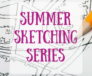 Summer Sketching Series: Create Your Entry for the Art Display in September | Goethals Nature Park in Richland, WA