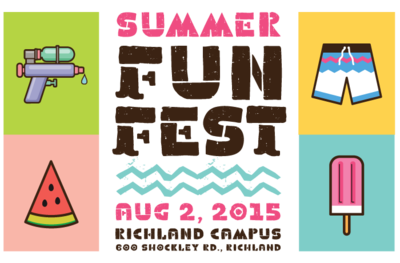 Summer Fun Fest and Community Picnic 2015 Bethel Church Richland Wa