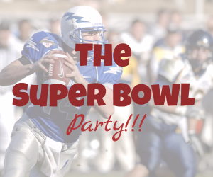 Super Bowl Party at The SportsPage Bar | NFL Fanatics Feast in Kennewick